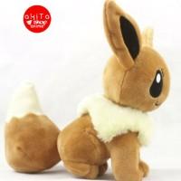 Boneka Lucu Imut Pokemon Eevee