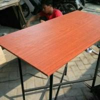 meja lipat untuk cafe restaurant bazar makan murah bekualitas tinggi