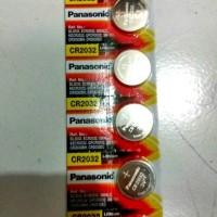 Baterai Koin / Jam / bulat/ remote/kancing CR 2032 Panasonic