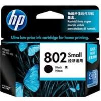 Tinta HP 802 small black ink Cartridge