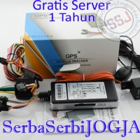 GPS Tracker GT06N + Server Tracksolid 1 Tahun