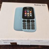 HP Nokia 105 Dual SIM 2017 Handphone Garansi Resmi - Random Parastar