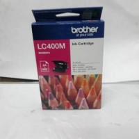 Tinta Brother LC400 Magenta Original