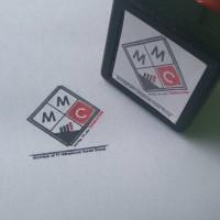 Stampel Otomatis 2 Warna (Stample/Stempel/Cap)