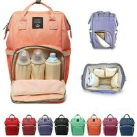tas perlengkapan bayi ransel diaper bag backpack mommy replica Anello