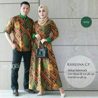 ym TK2 cp khresna  maxi bhn batik silky full batik busui resleting dpn