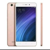 XIAOMI REDMI 4A NEW GOLD RAM 2/16 GB GARANSI DISTRIBUTOR