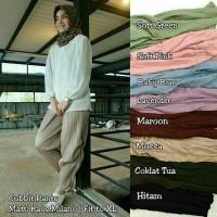 Cubit Pants/ Celana Wanita/ Plisket Murah/ Grosir Celana