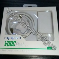 Charger Cas OPPO F1S F3 Plus VOOC Fast Charging AK779 Original 100%