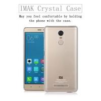 Imak Hard Case (Crystal Case II) - Xiaomi Redmi Note 3 / 3 Pro Clear