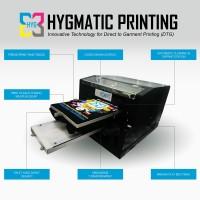 Printer DTG HYGMATIC - HIGH TECH A3+ V.3