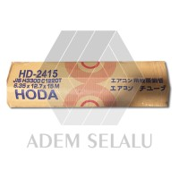 Pipa AC merk HODA 2415 1/4 x 1/2   Pipa AC Inverter