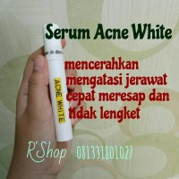 Serum Acne White / Acne Glow / Glowing / pencerah kulit berjerawat
