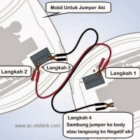 special produk Kabel Jumper AKI Mobil 200 A Booster Cable 200 AMP