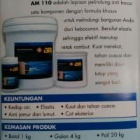 AM 110 - waterproofing Kemasan 1 Kg. cat pelapis anti bocor.