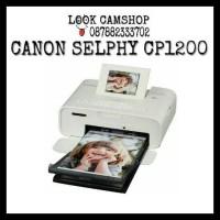 CANON SELPHY CP1200 WIRELESS COMPACT PHOTO PRINTER - WHITE PUTIH