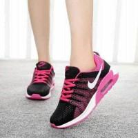 Sepatu Wanita Kets Casual SDS219 Pink
