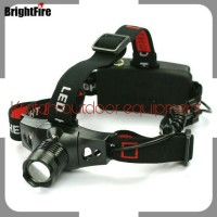 Senter kepala 0181 High power / Headlamp Cree led Police zoom fokus