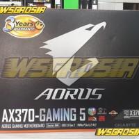 GIGABYTE AX370-Gaming 5 AM4 AMD X370 DDR4 Motherboard