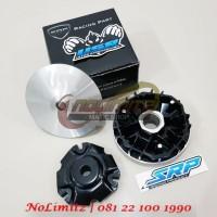 Pulley CVT Rumah Roller SRP Ultra Speed Racing Vario 125 / 150 PCX 150