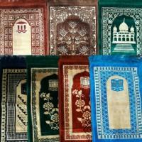Sajadah Muka/ Kepala/ Kecil Turki/ Turkey, Oleh - Oleh Haji dan Umroh