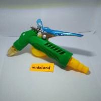 Hose Nozzle Water Gun Spray Alat Semprot Semprotan Air Selang