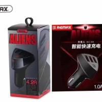 car charger Remax aliens 3port 4.2 A