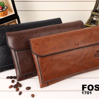 Tas Pria/ Man Handbag - FOSSIL #1701