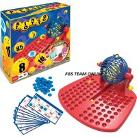 MAINAN ANAK BINGO LOTTO NUMBER GAMES FUNNY FAMES FAMILY