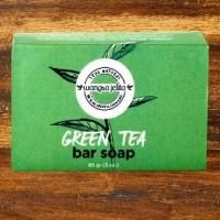 Wangsa Jelita Green Tea Face & Body Soap