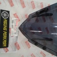 VISOR ACCESORIES YAMAHA UNTUK MOTOR X-RIDE, 1GS-SF838-Q2-BL