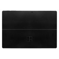 9Skin - Premium Skin Case Surface Pro 4 / (2017) - 3M Black Leather