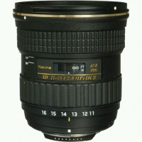 Lensa Tokina AT-X 116 11-16mm F2.8 IF DX II for canon DSLR