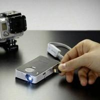 Mini Proyektor philips picopix ANSI Lumens