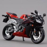 Jual Diecast Miniatur Motor Honda CBR 600 RR Skala 1/12 Maisto