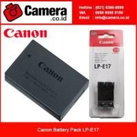 Canon Battery Pack LP-E17 /Battery kamera Canon ORIGINAL
