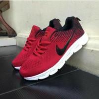 Sepatu Nike Zoom Vegasus Sneakers Olahraga Merah