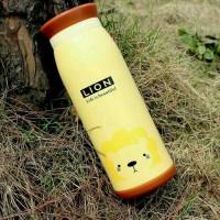 [1KG BISA 4PCS ]Termos Air ANIMAL Karakter Botol Minum Anak Panas