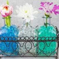 Hidrogel Biru Glow In The Dark Media Tanam Unik & Cantik Hydrogel Blue