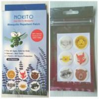 NOKITO Mosquito Repellent Patch Stiker / Sticker Anti Nyamuk