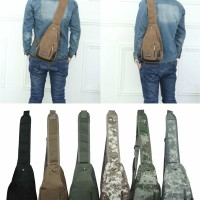 Bodypack Bag Tas Selempang Pria / Men Sling Shoulder Bags 6017 A367