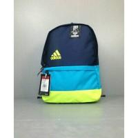 tas adidas versatile neon blue/tas laptop/ransel
