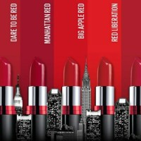 Maybelline Color Show Big Red Apple Collection Lipstick