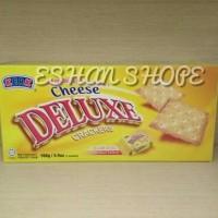 Krek Chesse Delux Crackers 168 Gr