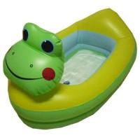 munchkin kodok / frog bak mandi bayi