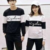 sweater couple | sweater pasangan | sweater tebal | neo wajirk lp