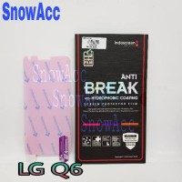 Anti Gores indoscreen Anti Break LG Q6