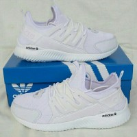Sepatu Adidas Alphabounce Pure White
