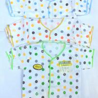 baju bayi baru lahir lengan pendek Ar01/perlengkapan bayi murah meriah
