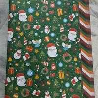 "Kertas kado Sansan Wawa 2309 Natal / Christmas"""